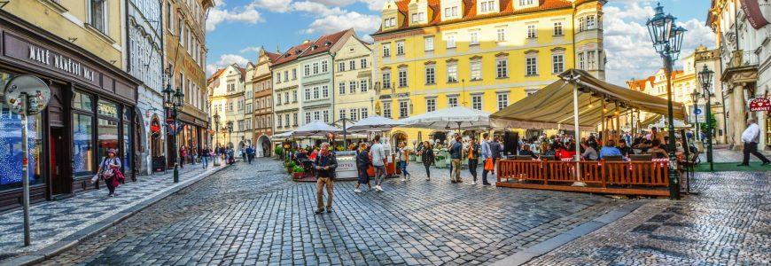 Legal address Prague