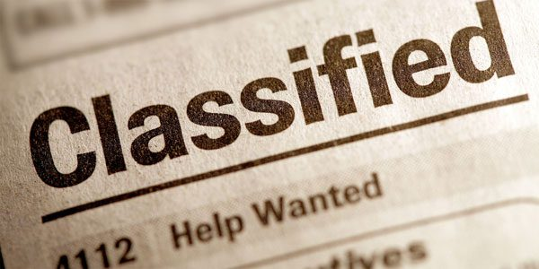 Free Classifieds For Your Company